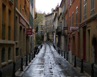 Street in Aix en Provence