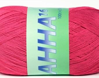 Crochet thread size 10, mercerized cotton, ANNA, 100g/ 579 yds #319