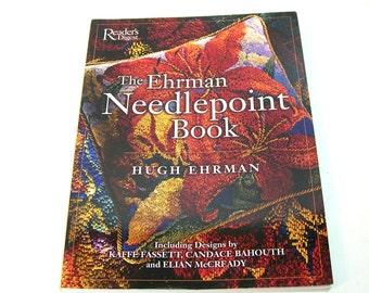 The Ehrman Needlepoint Book by Hugh Ehrman