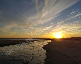 The Pescatore Sunset