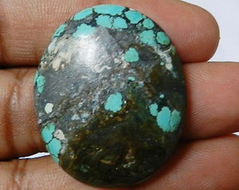 100%Natural Turquoise Cabochon, Oval Cabochons, Turquoise Stone, Turquoise Gemstone, Turquoise Pendant Necklace,Jewelry Supplies.