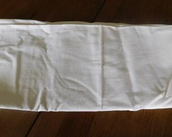 Destash- Cream Quilters Cotton Fabric Remnant (A-059)