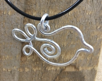 Sweet Bird Pendant with Necklace (free shipping)