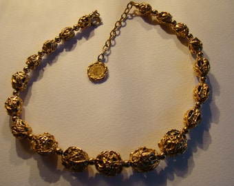 Ted Lapidus Necklace