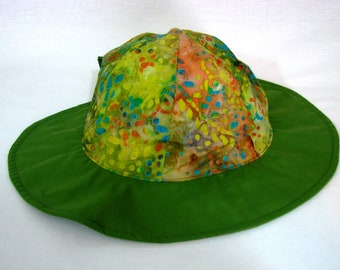 Hat w/ bow - Camouflage - Girls