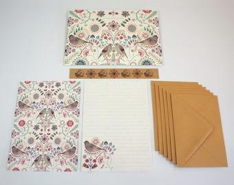 Letter Writing Set - Eudaimonia