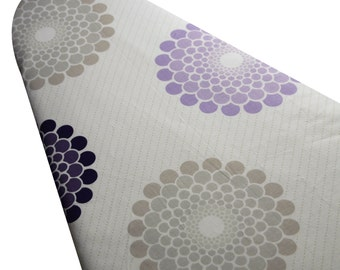 PADDED Ironing Board Cover made with Riley Blake Ashbury Heights select the size
