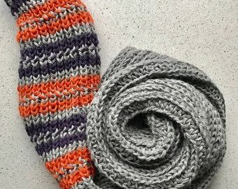 Scarf PDF knitting pattern