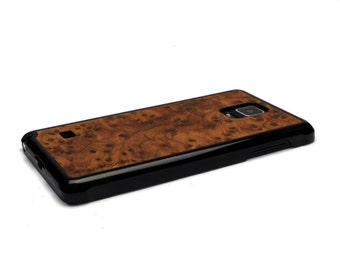 For Samsung Galaxy Note 4 Wood Case Redwood Burl, Note 4 Case Wood  Note 4  Wood Galaxy Note 4 Case, Galaxy Note 4 Wood Case