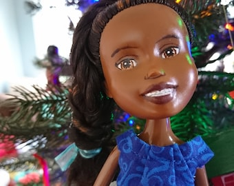 Harmony Doll, by Mirthitude, rescue repaint + makeunder