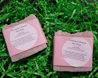 Chocolate Coconut Soap & Shampoo Bar