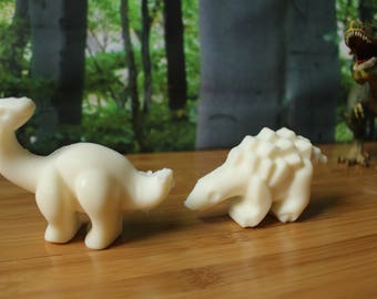 Natural Kids Dinosaur Soap pack /cold pressed Soap