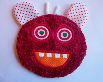 Valentine Monster Patch