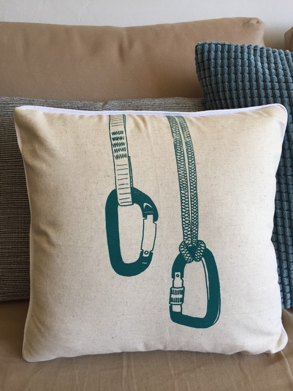 Beige lobster pillow