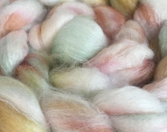 Merino Bamboo Combed Top Roving for Spinning