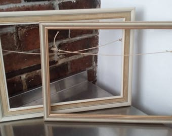 Pair of Vintage Picture Photo Frames