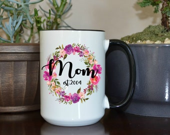 Mom gift, mom mug, mothers day gift, mothers day, mothers day mug, home and living, kitchen and dining, drink and barware, drinkware, mugs