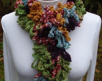 Loopy Neckwear – PA-303 - Crochet Pattern PDF