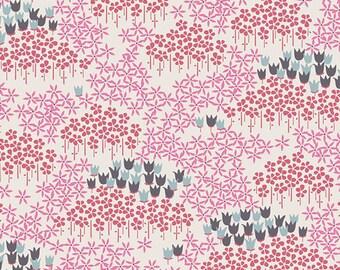 Dollhouse - TipToe Frolic - Amy Sinibaldi  - Art Gallery Fabrics - Fabric By the Half Yard
