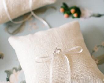 Ring Bearer Pillow, Ring Pillow, Ring Bearer, Wedding Pillow, Wedding Ring Pillow, Rustic Wedding, Ring Cushion, Flower Girl