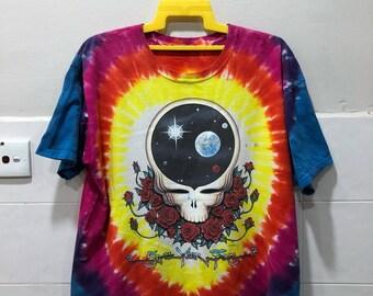 Vintage Grateful Dead Tie Died Tshirt