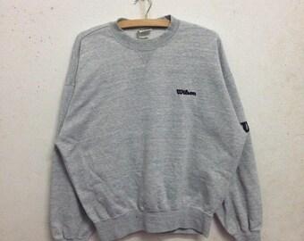 Vintage 90's Wilson Sweatshirts