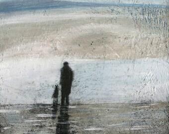 Walk at Low Tide