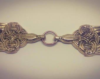 Viking Norse Bronze Clothes hooks