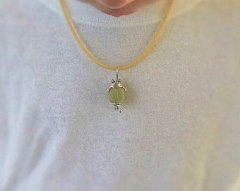 Frog Kids essential oil diffuser necklace