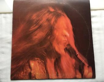Vintage Record Album|Vinyl Record|Janis Joplin|Kozmic Blues|Columbia Records|KCS 9913