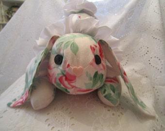 Shabby Rose Bunny