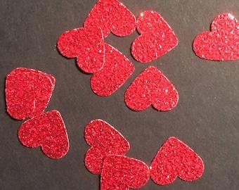 Confetti Hearts (50 hearts per pack)