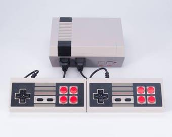 Mini Retro 8-Bit Game Console Like the NES Mini W/ 500 Games Built-In