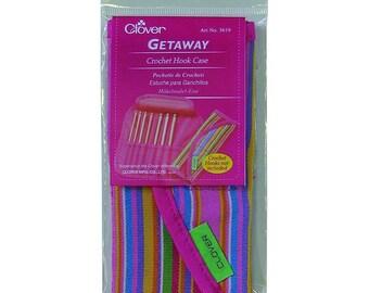 Clover Getaway Crochet Hook Case Part No. 3619