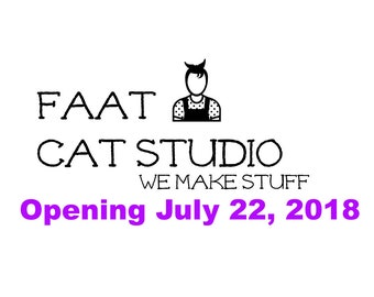 FAAT Cat Studio -- Opening July 22, 2018