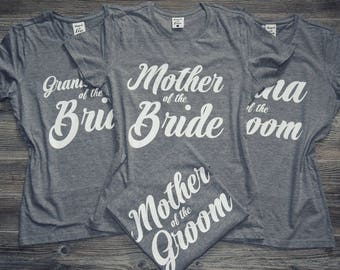 Mother of the Bride Gift, Mother of the Groom Gift, Mother of Groom Gift, Mother of Bride Gift, Mother of Bride Shirt, Gift for MOB/MOG