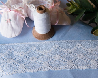 "English Lace-  (LENG258EDG)2 5/8"" edging"
