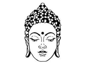 Buddha Temporary Tattoo