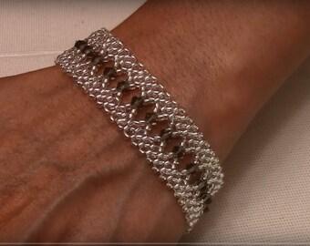 Potawatomi Stitch Bracelet PDF (Instant downlaod)