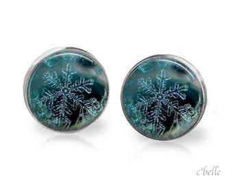 Earrings Frosted 39