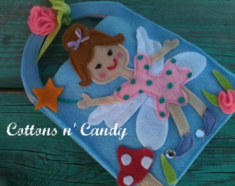 Fairy goodie bags // Fairy party favors // fairy birthday party // Fairy goody bags