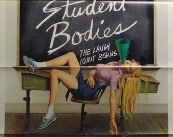 Student Bodies 27x41 One Sheet Movie Poster 1981 Original