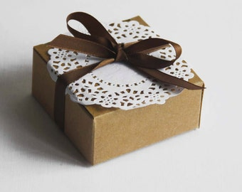 Set of 100, Gift Boxes Packaging