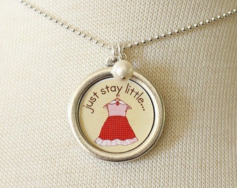 Necklace - Just Stay Little
