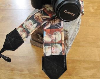 Marilyn Monroe Camera Strap
