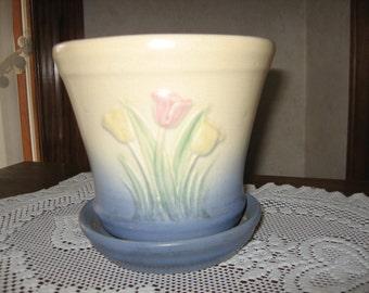 Hull pottery -  tulip