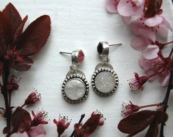 Druzy & Boozy Earrings