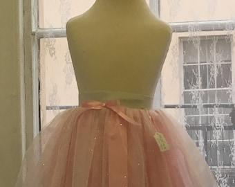 Ballerina Pink Tulle Skirt