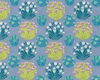 Amy Butler Splendor Zen Garden Mist PWAB172 100% Quilters Cotton - You choose the Length