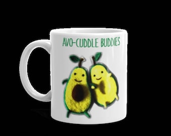 Avo-Cuddle Buddies Coffee Mug